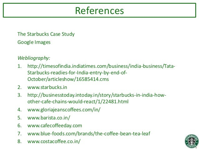 case study of starbucks philippines Starbucks success case study - an analysis of principal drivers behind starbucks success in the marketplace starbucks is the leading retailer of specialty coffee beverages and beans.
