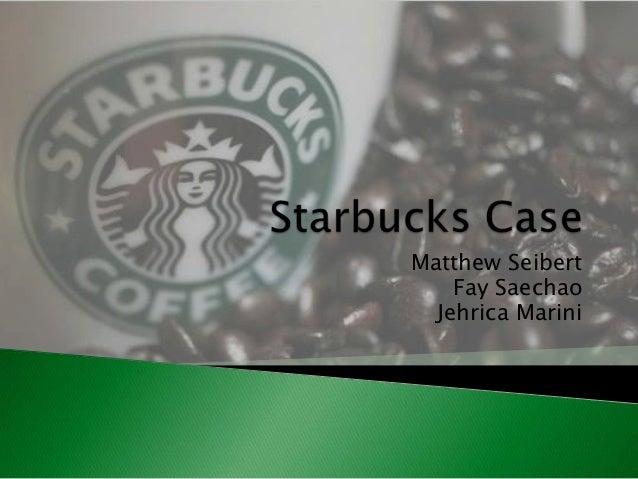 Starbucks organizational behavior anlysis