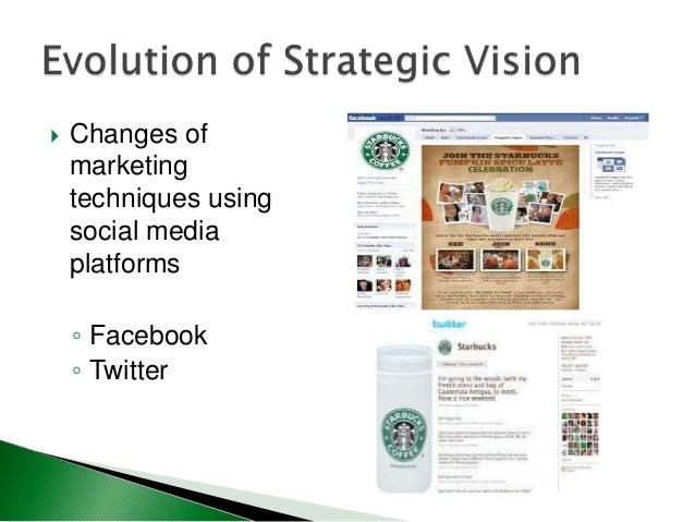marketing case study starbucks