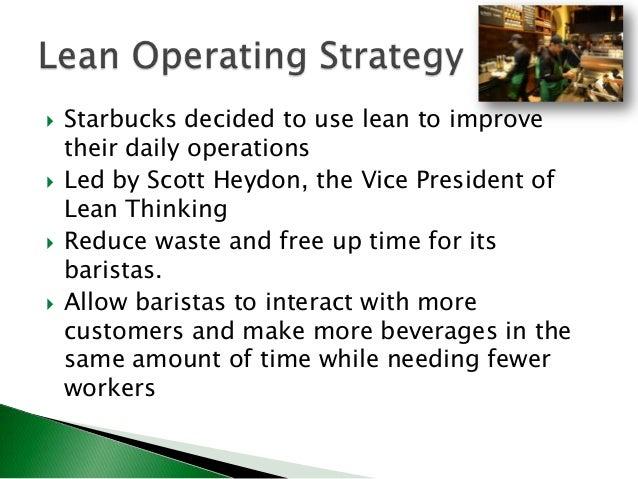 case study of starbucks corporation