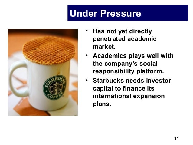 The Culture Case Study of Starbucks