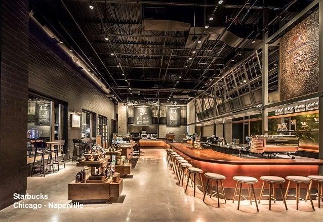 Starbucks Reserve Bar Chicago Naperville