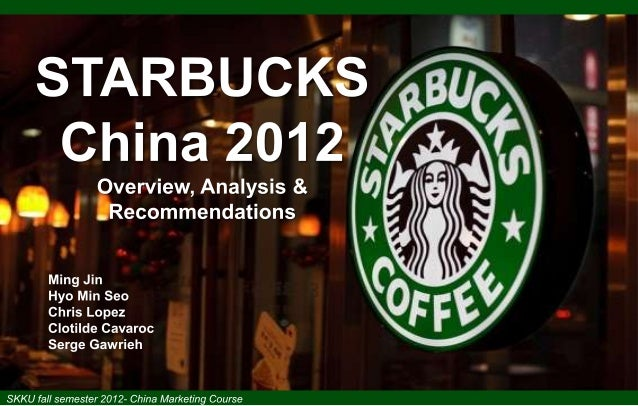 Background of Starbucks 5C Analysis  Starbucks V.M.S. TOWS Analysis STP Strategy 5P Strategy