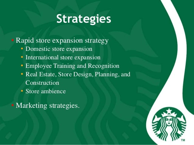 marketing objectives of starbucks - 27 mins, 2015 key topics marketing strategy retailing corporate social responsibility globalisation starbucks is the essential s.