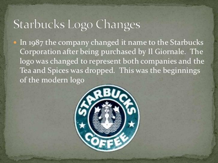 starbucks corporation history