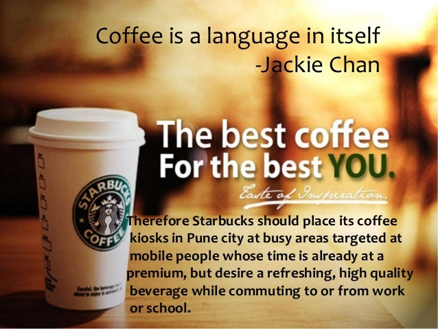 coffee and starbucks 34 essay Company starbucks essay starbucks is a global coffeehouse chain and coffee company which is headquartered in seattle the company started as coffee retailer and roaster, and then added coffeehouses to its services.