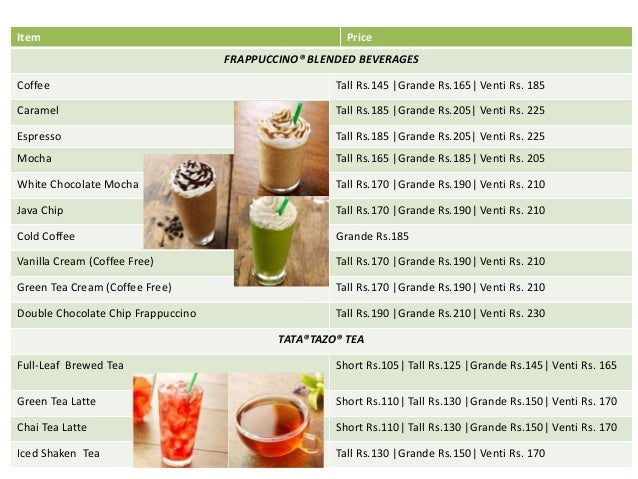 Venti Hot Chocolate Price