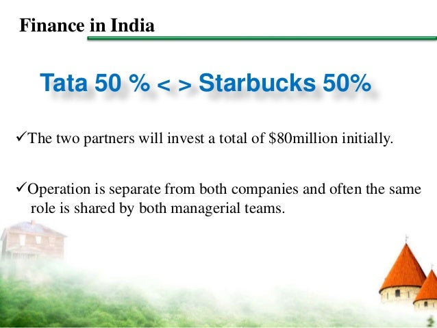 Starbucks expects India to be among its top 5 markets globally
