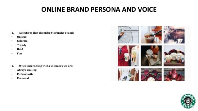 starbucks social media analysis Organisations increasingly want to know what their customers want, how they respond to social campaigns and what they can do to attract new customers social media analytics can provide a wealth of data that - if used right - can build brands fast and open up revenue streams that otherwise wouldn't.