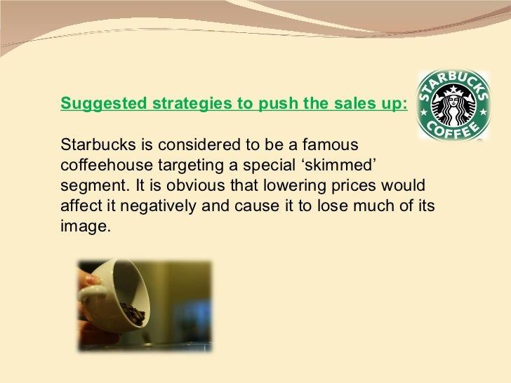 starbucks personal selling The most common promotional mix elements used by starbucks are advertising, internet marketing (picture 7), personal selling, public relations, and sales promotion.