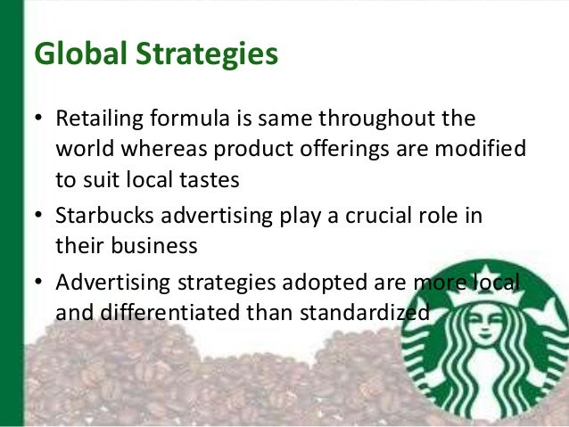 starbucks physical evidence Internal and external factors affecting starbucks  'physical evidence' or 'environment', and 'process' these might be considered to better describe .