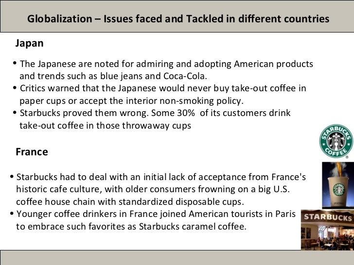 starbucks globalization