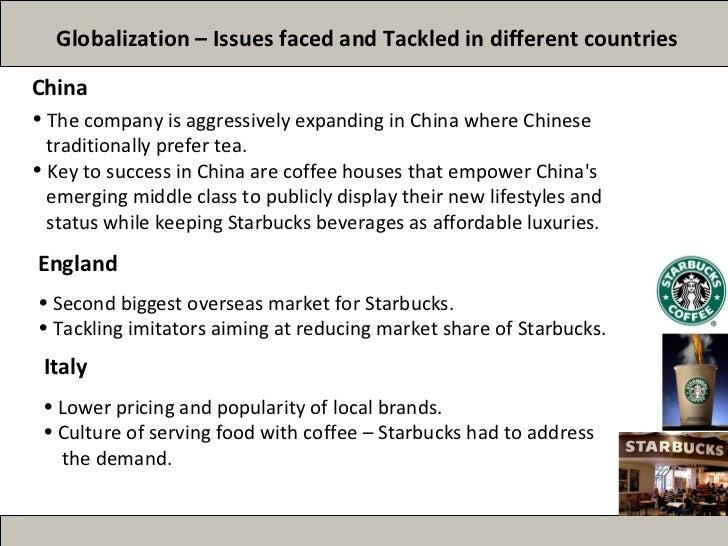 Starbucks and Globalization