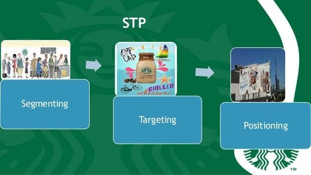 starbucks target market essay