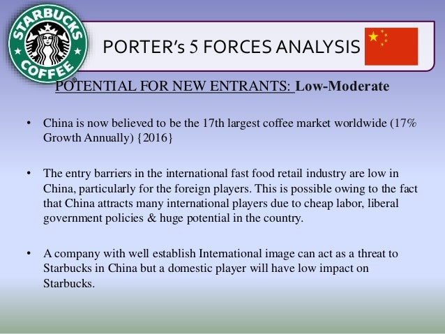 threat of entrants for fast food Threat of new entrants • new entrants mean downward pressure on prices and reduced profitability • barriers to entry determine the extent of threat of new industry.