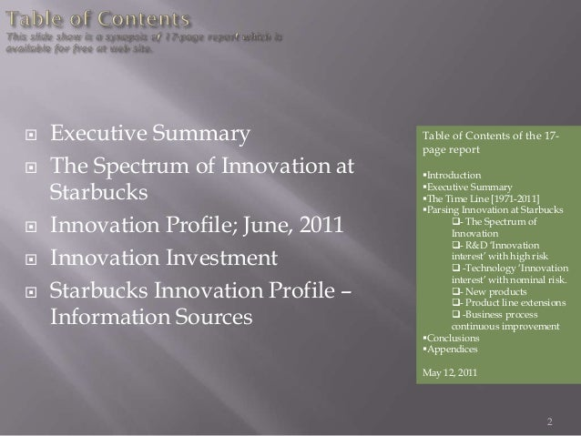 Research Paper On Product Innovation Of Starbucks - image 9