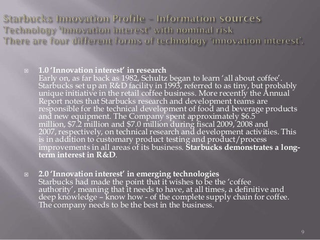 Research Paper On Product Innovation Of Starbucks - image 7