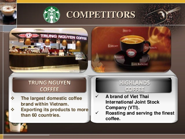 Global retail coffee market share 2014, by company