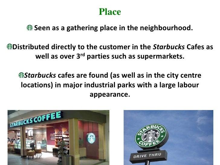 Starbucks entry mode