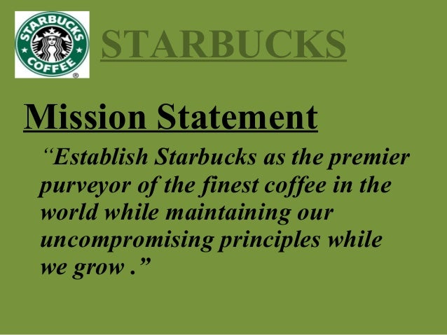 marketing principles starbucks Studying more about marketing strategy of starbucks will teach us to be  successful to apply principle to always try on big business starbucks.