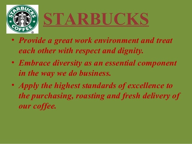 marketing environment of starbucks The following report evaluates the marketing environment for the coffeehouse business, specifically starbucks the report will cover a brief background of the company and reasons to why starbucks has been selected as a center group to display a marketing report.