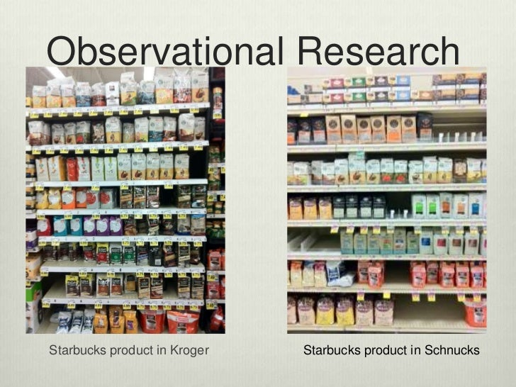 observation study of starbucks Starbucks environmental mission statement is that in all facets of business starbucks is committed to a role of environmental leadership the environmental mission is accomplished by a commitment to the following.