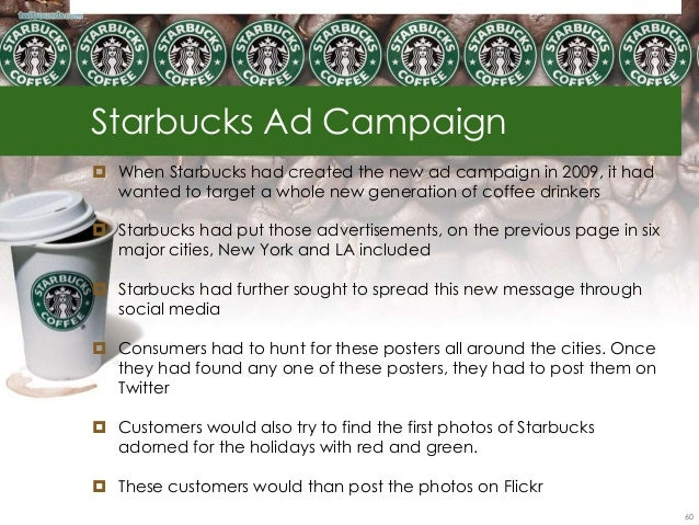 Starbucks marketing campaign includes newspaper inserts and direct mail. Really?