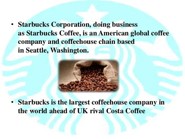 an overview of starbucks corporation marketing in the seatle washington Welcome to mlbcom, the official site of major league baseball.