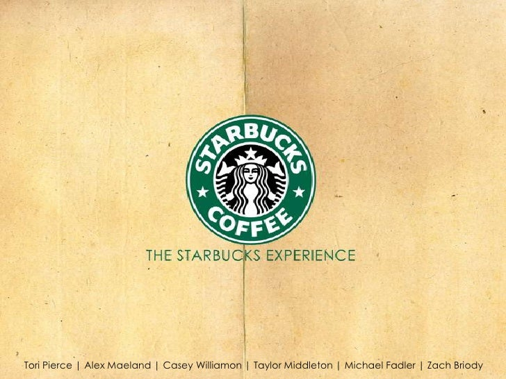 Starbucks Presentation - FINAL