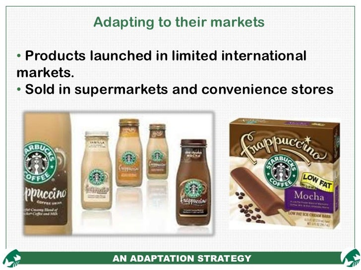 Starbucks foreign market and diversification essay