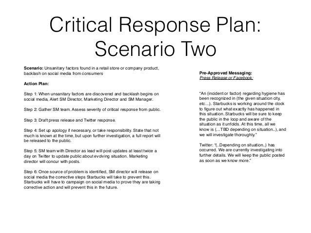 starbucks social responsibility strategy