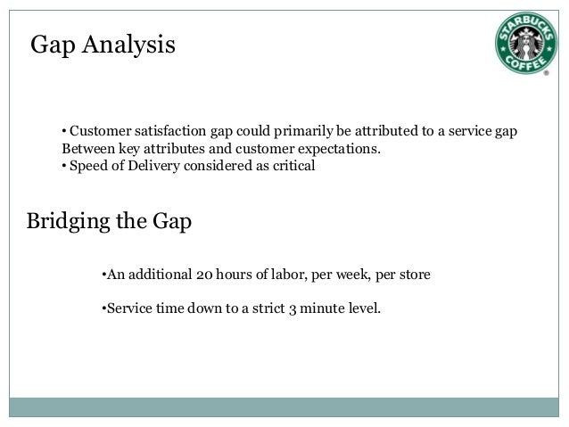 gap analysis of customer satisfaction in jet airways •managing all deal stages from requirement gap analysis, to closing the deal and post-sales assistance •accountable for aligning the customer requirements with the respective vendor/channel/ oem partners.
