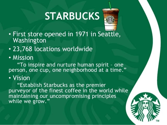 core competencies of starbucks Individual case starbucks 1 what are starbucks core competencies do the new  business allow starbucks to leverage those competencies.