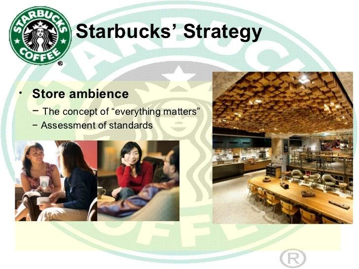 A Snapshot Of Starbucks Corporation