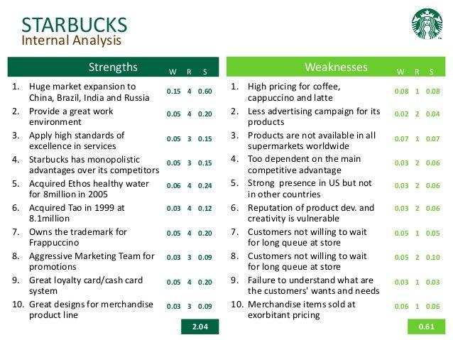 starbucks core competencies