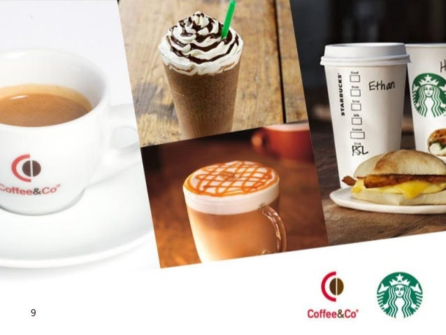 Highland coffee vs starbuck coffee in