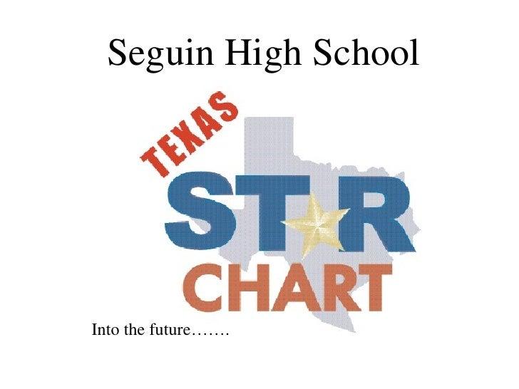 Seguin High School Into the future…….