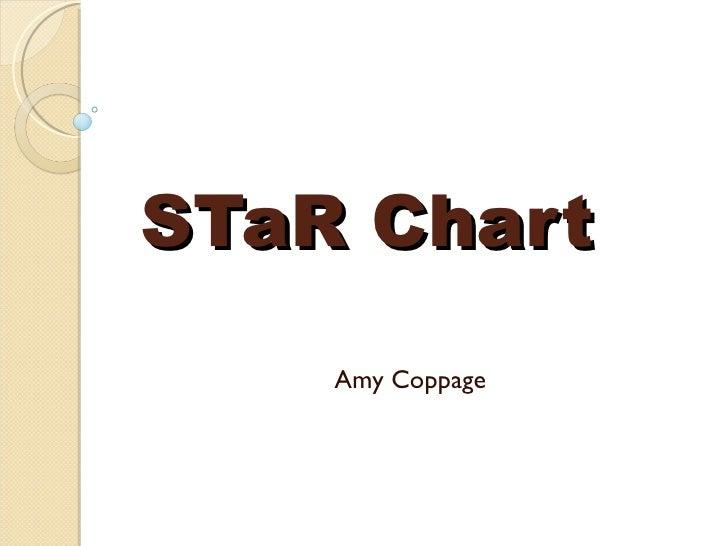 STaR Chart Amy Coppage