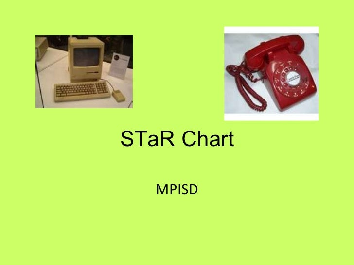 STaR Chart MPISD