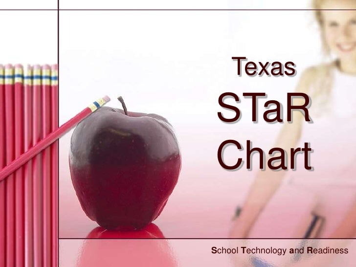 TexasSTaR Chart<br />School Technology and Readiness<br />