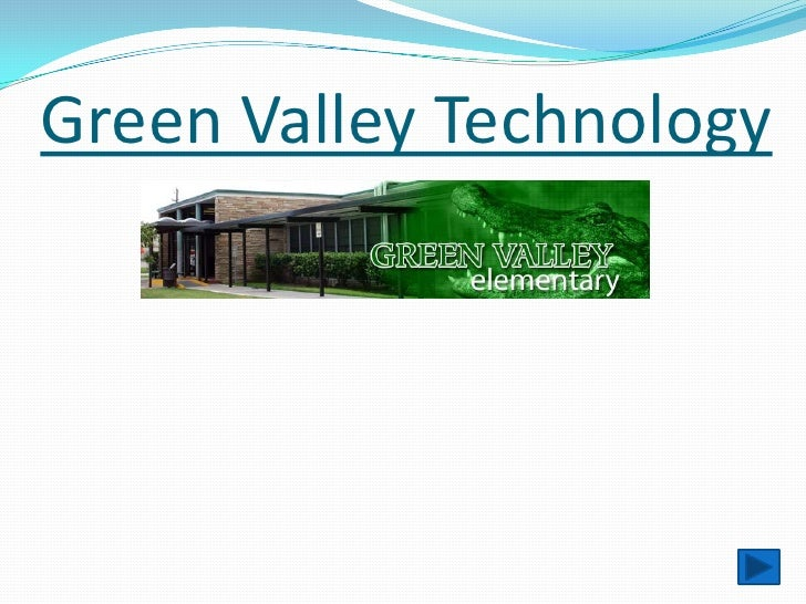 Green Valley Technology<br />