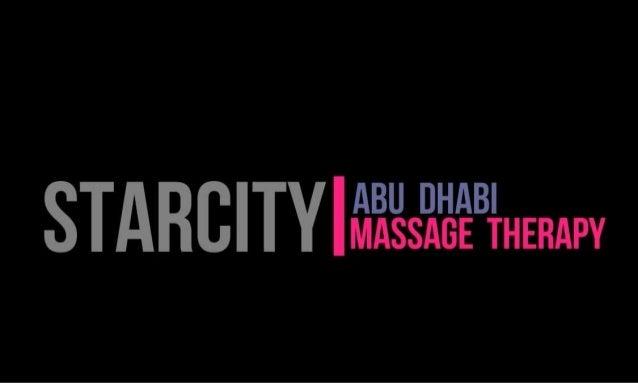 Massage Abu Dhabi +971509220398 by Starcity