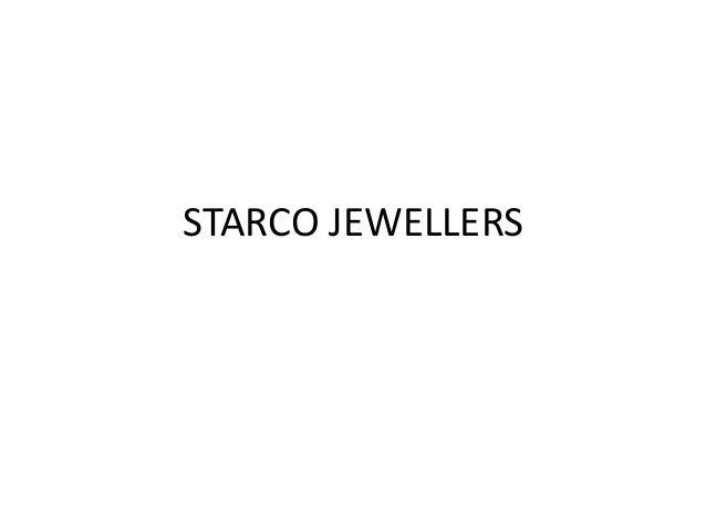 STARCO JEWELLERS