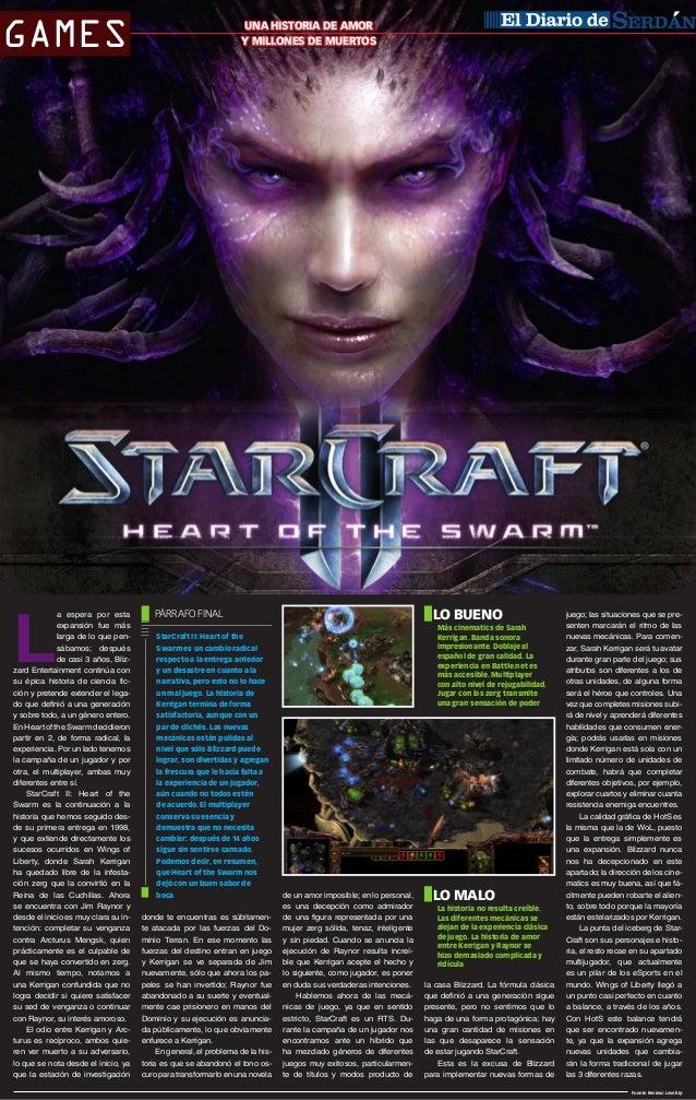 GAMES  L  a espera por esta expansión fue más larga de lo que pensábamos; después de casi 3 años, Blizzard Entertainment c...