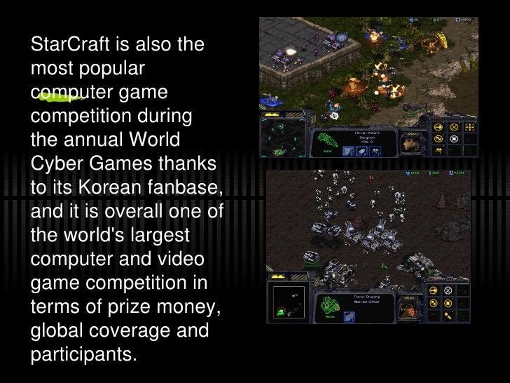 Starcraft Powerpoint