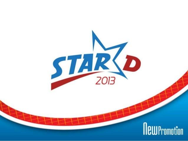Background  É chegada a hora de mais uma premiação  Star D, onde 250 distribuidores Nestlé de  todo o Brasil estarão reuni...