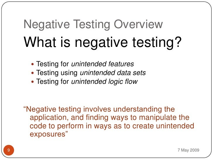 how to write test cases for web application