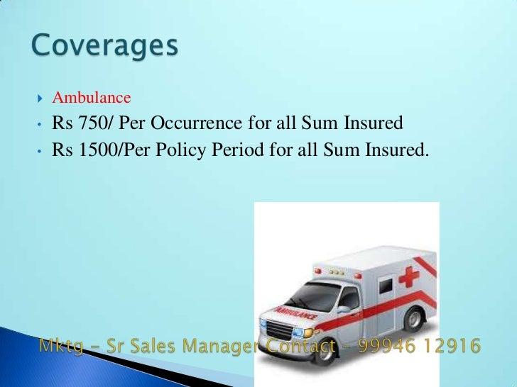 Star family delite health insurance presentation