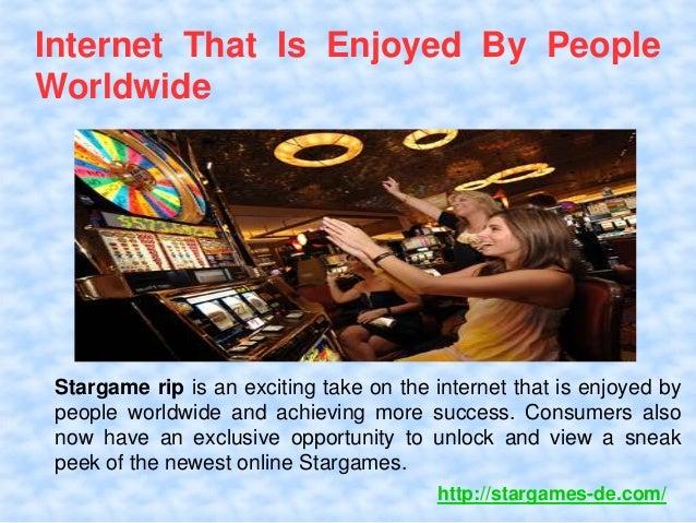 Online Casinos Stargames