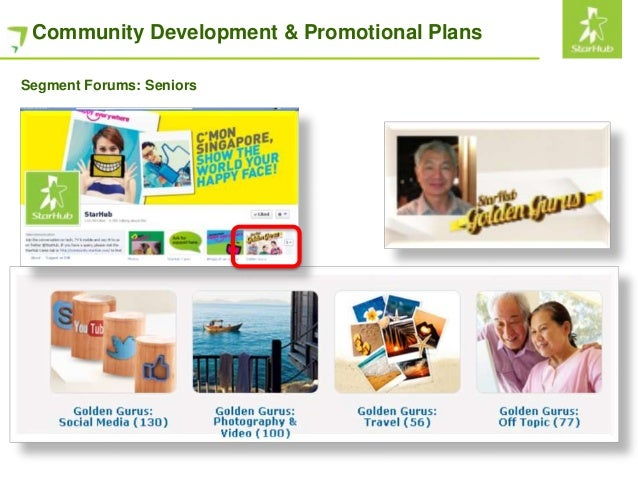 StarHub Community San Francisco LinC presentation 2013